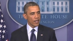 Obama Vows Justice for Those Responsible for Boston Attacks