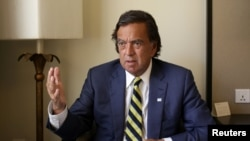 Veteran U.S. diplomat Bill Richardson
