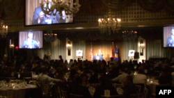 Darkë e madhe në Nju Jork, NAAC nderon rolin e një ish zyrtari amerikan në pavarësinë e Kosovës