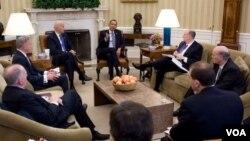 Administrasyon Obama a Kontinye Reyaji Sou Sitiyasyon an ann Ejipt