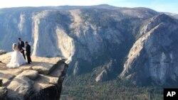 Công viên Quốc gia Yosemite là một nơi được nhiều du khách yêu thích