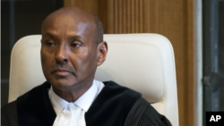 Abdulqawi Yusuf, seen in this undated photo, was elected to lead the International Court of Justice.