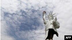 Статуя Свободы включит веб-камеры