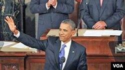 奥巴马总统9月8日晚在美国国会发表讲话