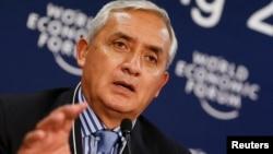 El mandatario guatemalteco todavía no se ha pronunciado ante las acusaciones.