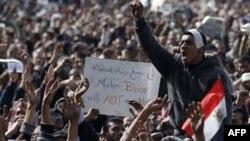 Misir müxalifəti 14-cü gündür Təhrir meydanından çəkilmir
