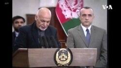 阿富汗選舉委員會宣布總統加尼在大選獲勝