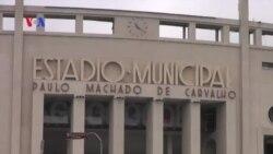 Museum Futebol Sao Paulo