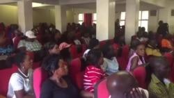 Pastor Berejena Preaching At Tsvangirai Prayer Session