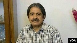 اسماعیل گرامی از بازنشستگان معترض به وضعیت معیشتی در ایران