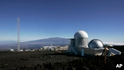 مرکز تحقیقات جوی رصدخانه مائونا لوا - هاوایی، آمریکا