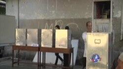 印度尼西亚举行议会选举