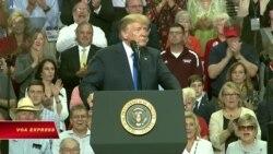 Tổng thống Trump và cuộc bầu cử giữa kỳ