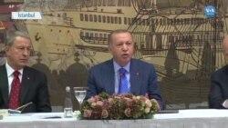 Erdogan Harekatin Hedefini Açıkladı