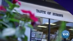 英语视频:乌克兰移民开特色食品店实现美国梦