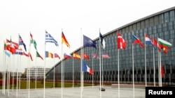 Brüksel'deki NATO karargahı