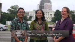 Kenalan dengan Diplomat Amerika (2)