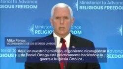 Punto de Vista: Religious Persecution in Nicaragua