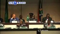 VOA60 DUNIYA: Afirka Ta Kudu Shugaba Omar Al-Bachir Ya Komo Gida, Yuni 15, 2015