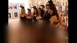 Playboy Berhenti Memuat Foto Telanjang
