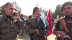 Turkish Forces Advance in Kurdish-controlled Afrin, Syria