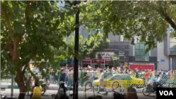 اعتراضات در تهران - ۴ مرداد ۱۴۰۰