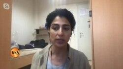 'مجھے کابل ایئرپورٹ کے باہر مسلسل فائرنگ کی آوازیں سنائی دے رہی ہیں'