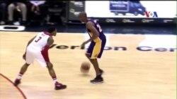 Kobe Bryant thi đấu mùa NBA cuối cùng trước khi giải nghệ