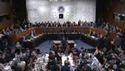 Марк Цукерберг дает показания в Конгрессе