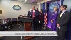 """特朗普总统将新冠称为""""中国病毒"""",会失去华裔选票么?"""