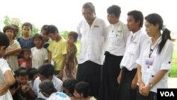 Photo credit: U Kyaw Thu, FFSS