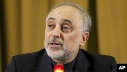 Eron Tashqi ishlar vaziri Ali Akbar Solihiy