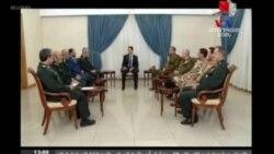 Սիրիա-Իրաք-Իրան դաշինքի նոր փուլը