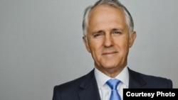 新任澳大利亞總理特恩布爾 (Malcolm Turnbull)