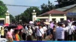 缅甸释放超过数十名政治犯