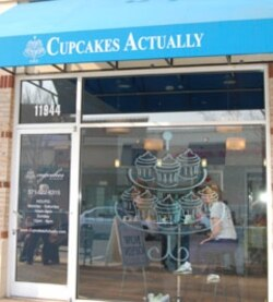 Finding Sweetness in a Cupcake