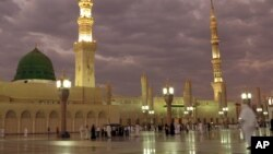 Masallacin Annabi Muhammad (SAW)