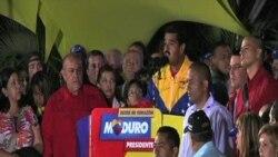 베네수엘라 대선 박빙 승부...정국 불안 이어져