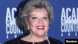 Bà Patti Page (ảnh chụp năm 2001).