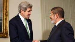 Kerry On Support For Egypt