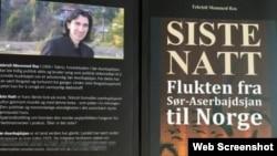 Son Gecə - Güney Azərbaycandan Norveçə Köç (Roman)
