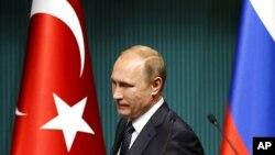 طیب اردوغان د روسیې جمهور رئیس پوتین ته په یو لیک کې د روسي الوتکې د ویشتلو په پیښه خپگان څرگند کړی