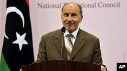 عبوری قومی کونسل کے سربراہ مصطفیٰ عبدالجلیل
