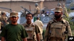 پاکستان : پوځ سره نښته کې 11 جنگيالي وژل شوي دي