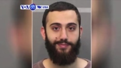 VOA60 America- Chattanooga gunman Muhammad Abdulazeez killed 4 Marines and wounded 3 others before being killed by police- July 17, 2015