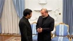 منوچهر متکی برای انتقال پیام رییس جمهوری اسلامی به سنگال سفر کرده بود.
