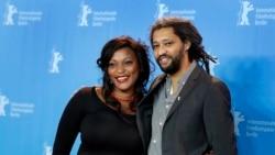 Le sénégalais Alain Gomis presente son nouveau film à la Berlinale