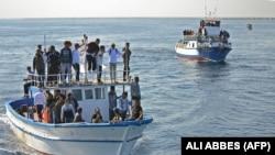 OIM: 17 migrants portés disparus après un naufrage en Méditerranée