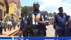 Kutoka butembo DRC, wanawake waandamana kutafuta amani huku polisi wakiwapa shida sana