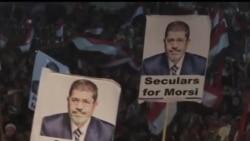 2013-07-16 美國之音視頻新聞: 穆爾西的支持者與警察發生衝突